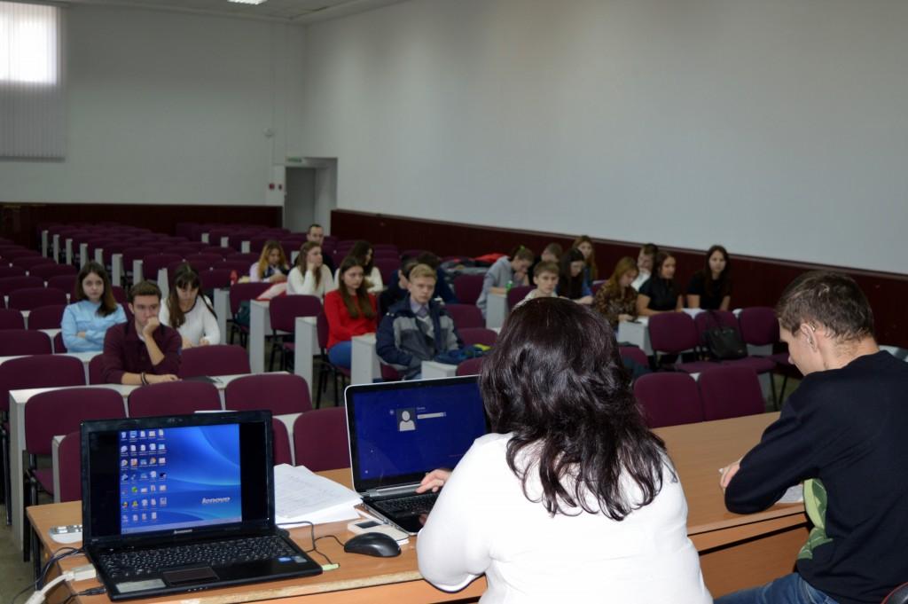 Юристы «Верас» и «Инватур» провели семинар для студентов ННГУ