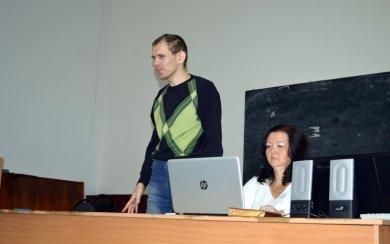 семинар для студентов ННГУ