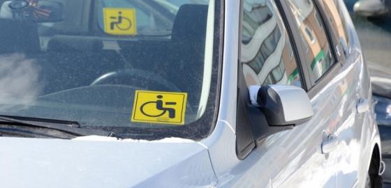 Инвалиды под раздачей