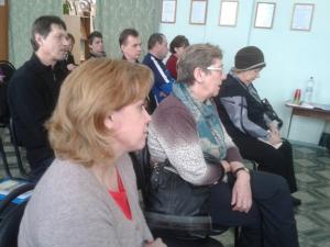 семинар для людей с инвалидностью и родителей детей-инвалидов Городецкого района