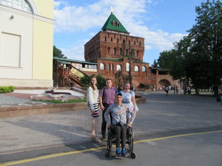 Проект НРООИ «Инватур» «Доступное гостеприимство» стал победителем конкурса «Открытый Нижний»!
