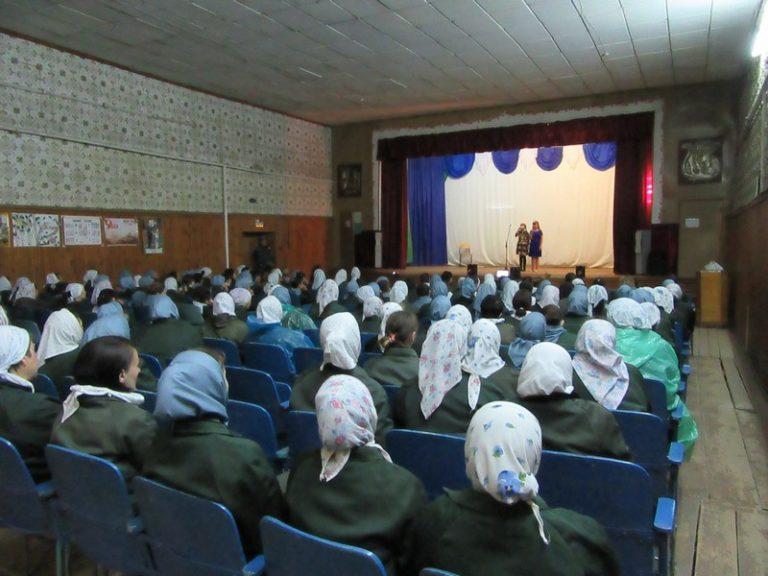 08 июня 2016 года в женской колонии ИК-18 (Ардатов) прошло мероприятие в рамках проекта «Права инвалидов в местах принудительного содержания»