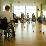 19 августа спортсмены с инвалидностью провели акцию в поддержку паралимпийской сборной России
