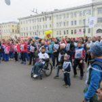 Всероссийский день бега «Кросс нации-2016» прошел в Нижнем Новгороде 25 сентября 2016 года