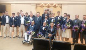 Валерий Шанцев вручил награды нижегородским паралимпийцам и их тренерам