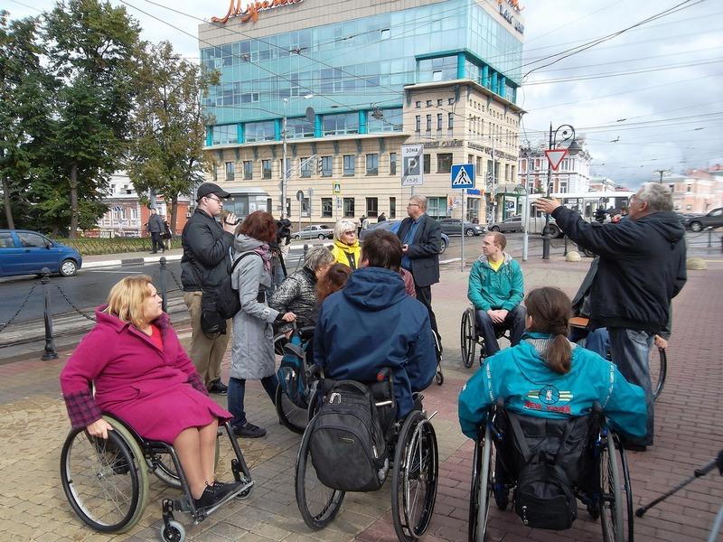 Знакомство только для инвалидов за границей
