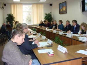 Круглый стол по итогам проекта НРООИ «Инватур» «Доступное гостеприимство»