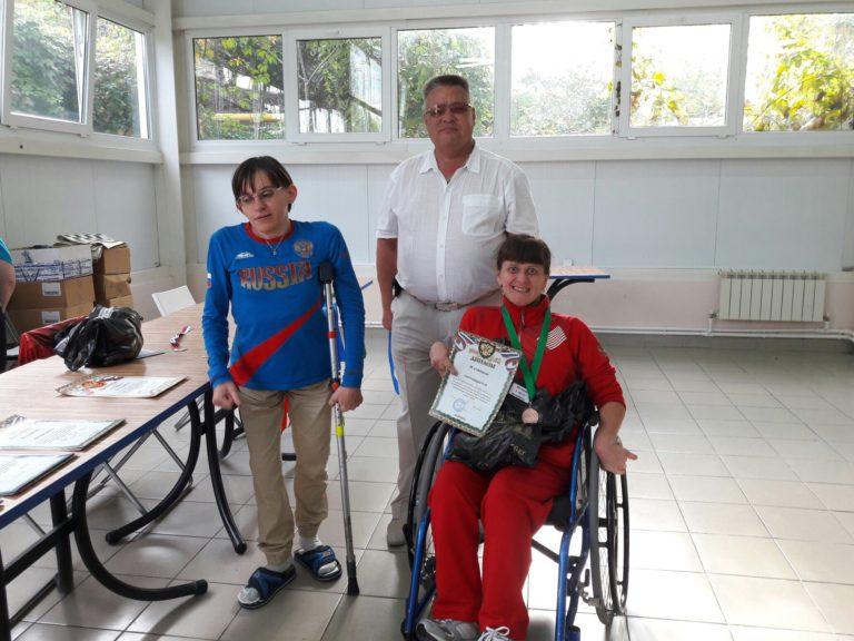 Международный шахматно-шашечный фестиваль «Сочи-2016». Светлана Потылицына заняла третье место!