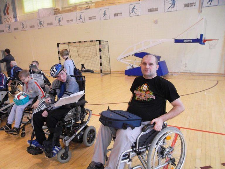 открытый Чемпионат Брянской области по игре бочча для лиц с поражением опорно-двигательного аппарата