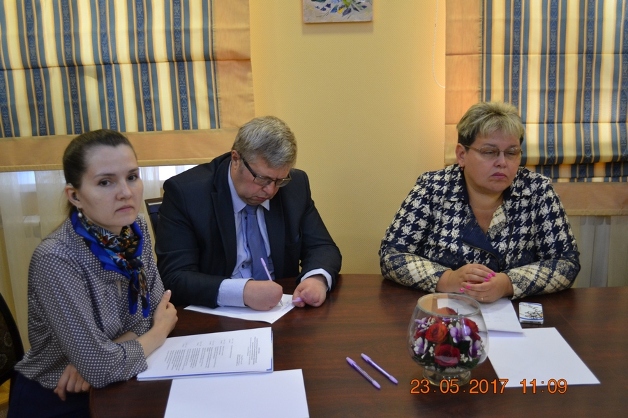 ЦИК РФ провела заседание по взаимодействию с общероссийскими общественными организациями инвалидов