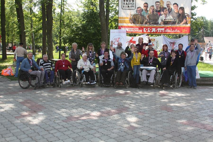 В Нижнем Новгороде состоялась «Неделя точного ориентирования»