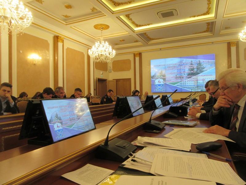 Конференция «Концепция соблюдения и защиты прав и свобод человека и гражданина в Нижегородской области»