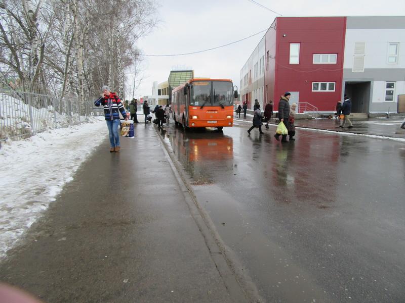 Автовокзал «Щербинки». Что с доступностью сейчас?