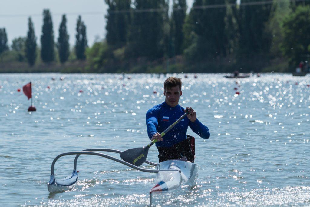 Нижегородский паралимпиец завоевал «золото» на Кубке России по гребле на байдарках и каноэ