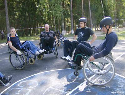 Активная коляска — Свободная жизнь
