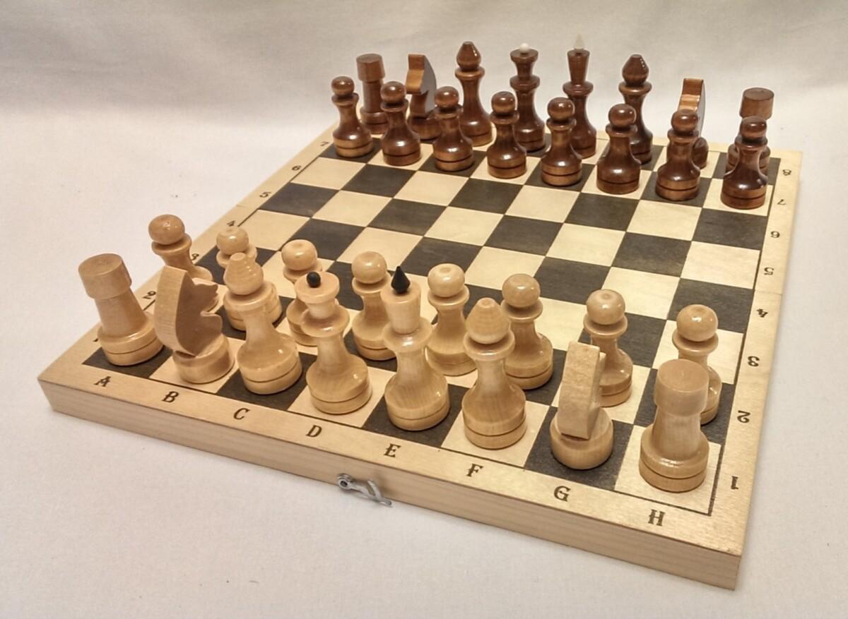 Турнир по шахматам, посвящённый Дню инвалидов