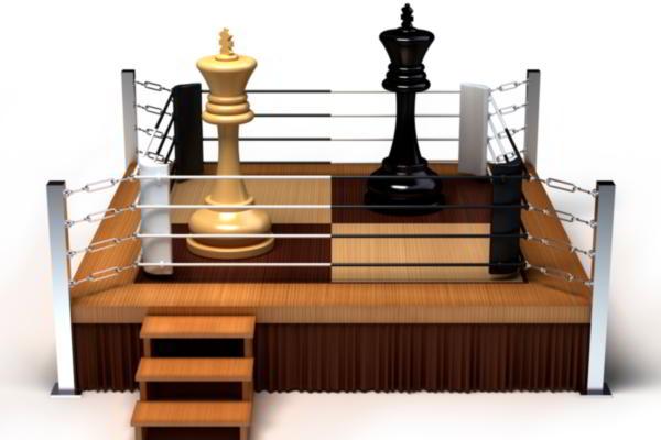 Турнир по шахматам «Белая лошадь»