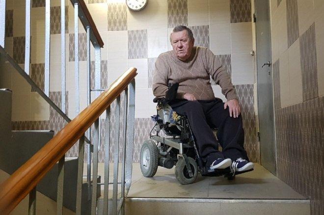 Запертый в квартире: как инвалид из Приокского района лишился права выйти на улицу