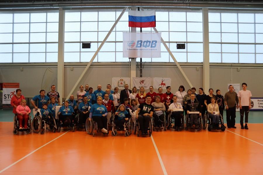 Нижегородский Чемпионат по бочча