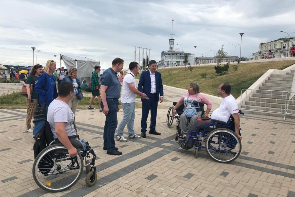 Добровольческий фестиваль «Здесь и сейчас» прошел в Нижнем Новгороде