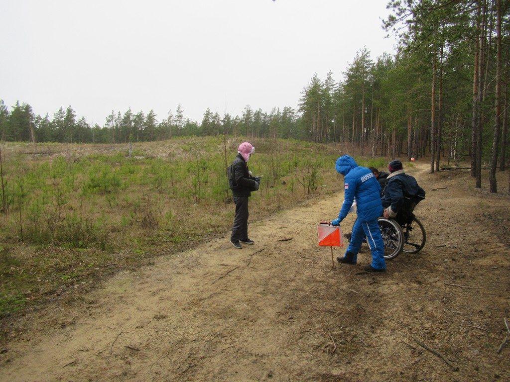 Точное ориентирование в Нижегородской области
