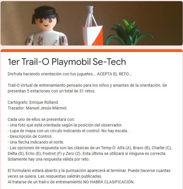 Кто готов испытать себя в испанских онлайн трейлО стартах?