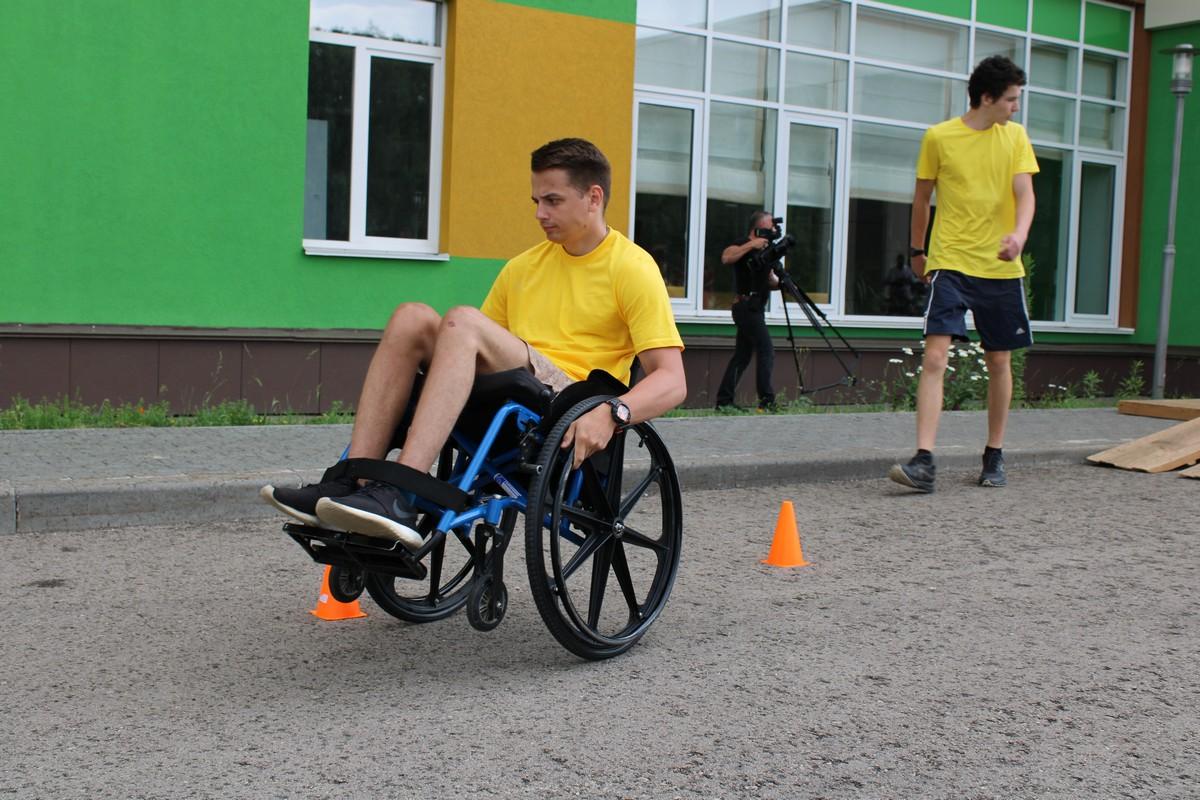 Спортивно-реабилитационный лагерь
